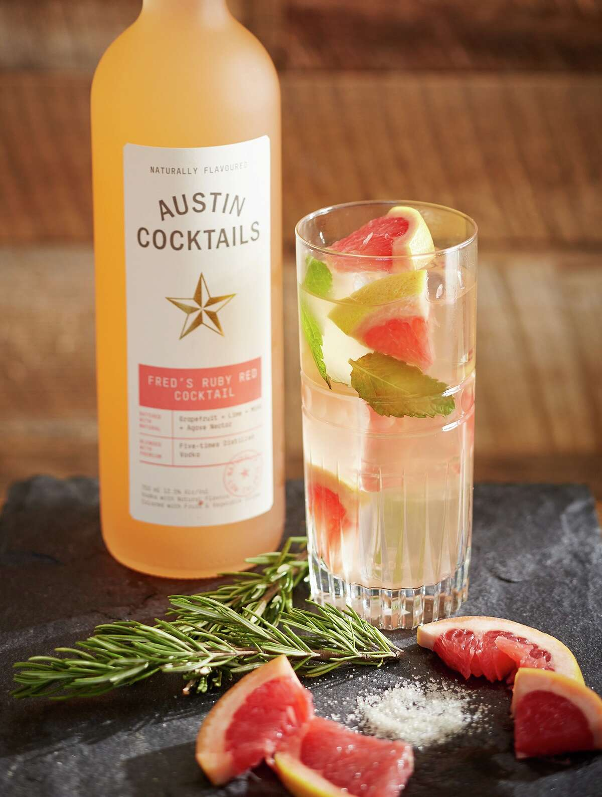 Austin Cocktails, the producer of ready-to-drink bottled craft cocktails has added Fred's Ruby Red Cocktail to its portfolio.
