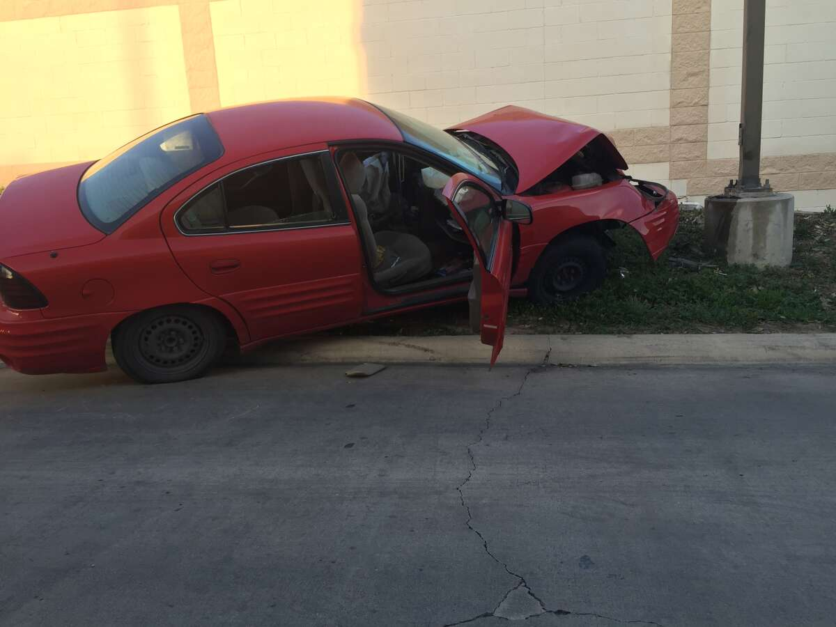 Two women were transported to Santa Rosa Hospital on Monday, Jan. 25, 2016 after the brakes on the Pontiac Grand Am the women were driving in stopped working. According to authorities, the woman came to Walgreens at the corner of Huebner Road and Vance Jackson Road to pick up a prescription, and as the woman was leaving she realized her car was not stopping and wrecked the car into a pole behind the Walgreens