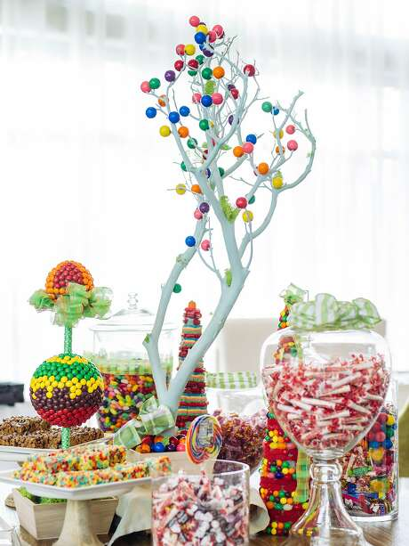 The candy bar offered during Sunday brunch at Andiron Steak & Sea. Photo: Brinson+Banks, Special To The Chronicle