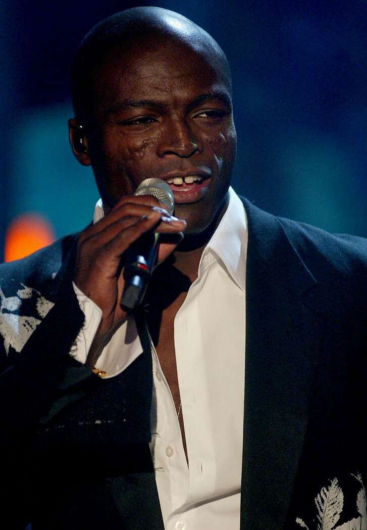 Seal to perform at the Black and White Ball, 2008