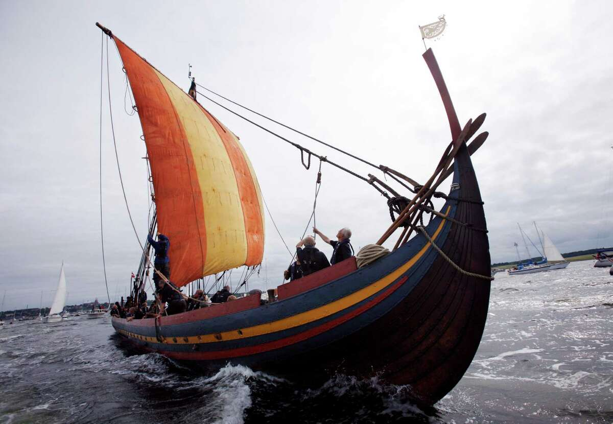 Longships Critical to the Vikings' success as raiders were their longships, ingenious craft that had a very shallow draft, making them capable of traveling far inland on rivers. They employed both oars and sails, so they could always move.