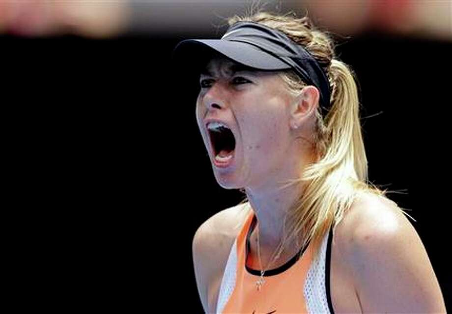 Maria Sharapova was suspended from tennis for two years on Wednesday and fell out of the top spot of highest-paid female athletes, according to Forbes.Browse through the photos for the 10 highest-paid female athletes from June 2015 to June 2016. Photo: Aaron Favila, AP