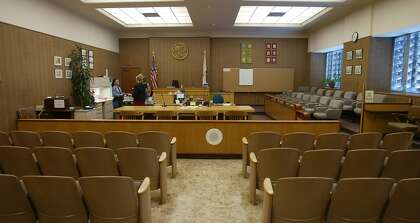 San Mateo judge reprimanded over treatment of women in