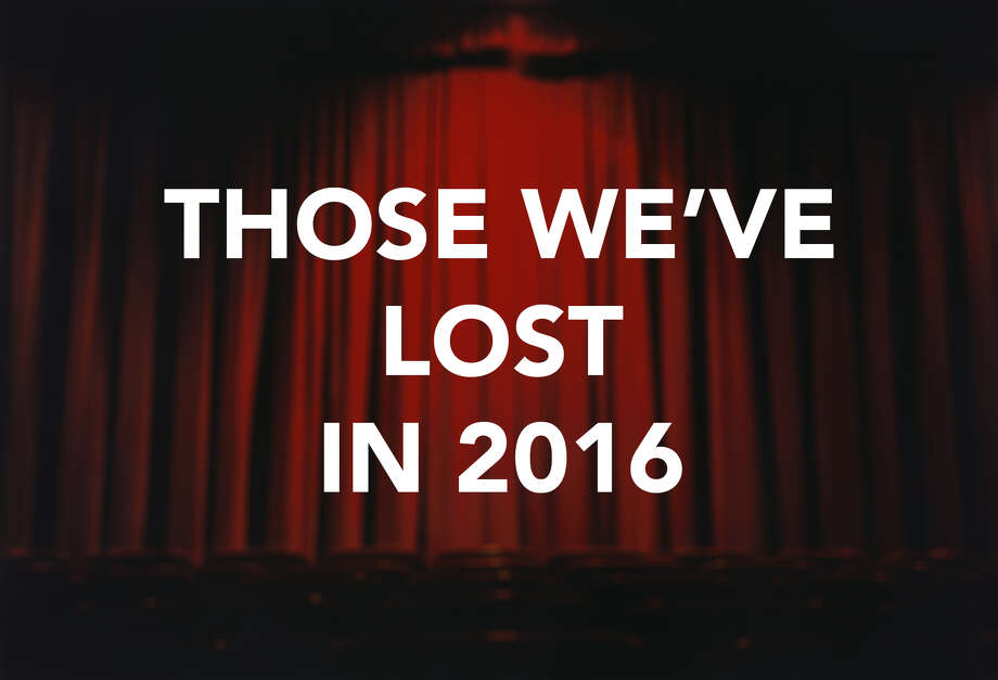 """Click through the images to see more people we have lost in 2016 / """"(c) Megan Maloy"""""""