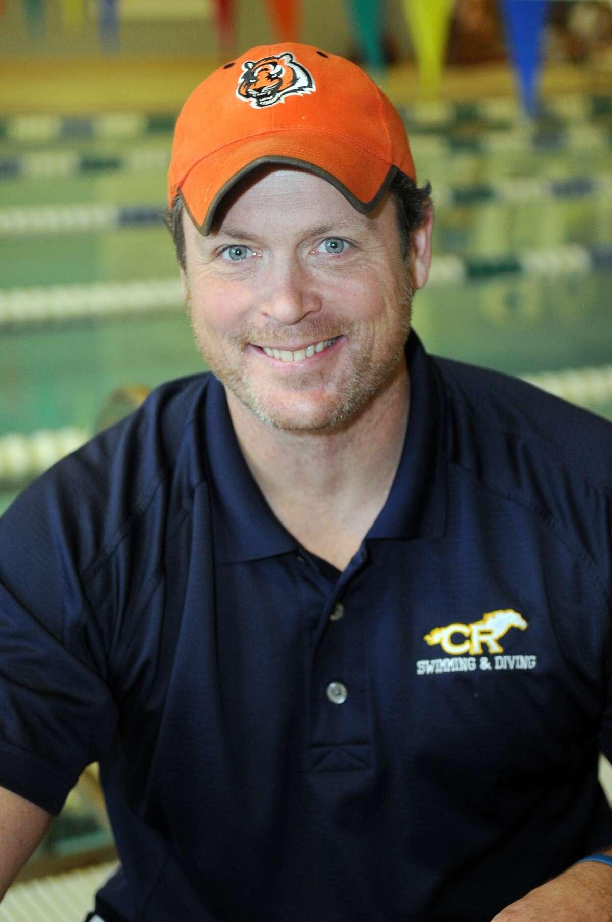 Cy Ranch head coach Bryan Hutchinson