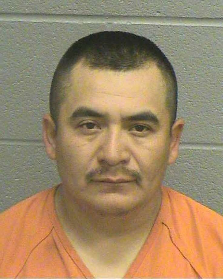 Antonio Amaya has been arrested by the Midland County Sheriff's Office as part of an alleged Texas cockfighting ring. (Source: Midland County Sheriff's Office) Photo: Midland County Sheriffs Offfice