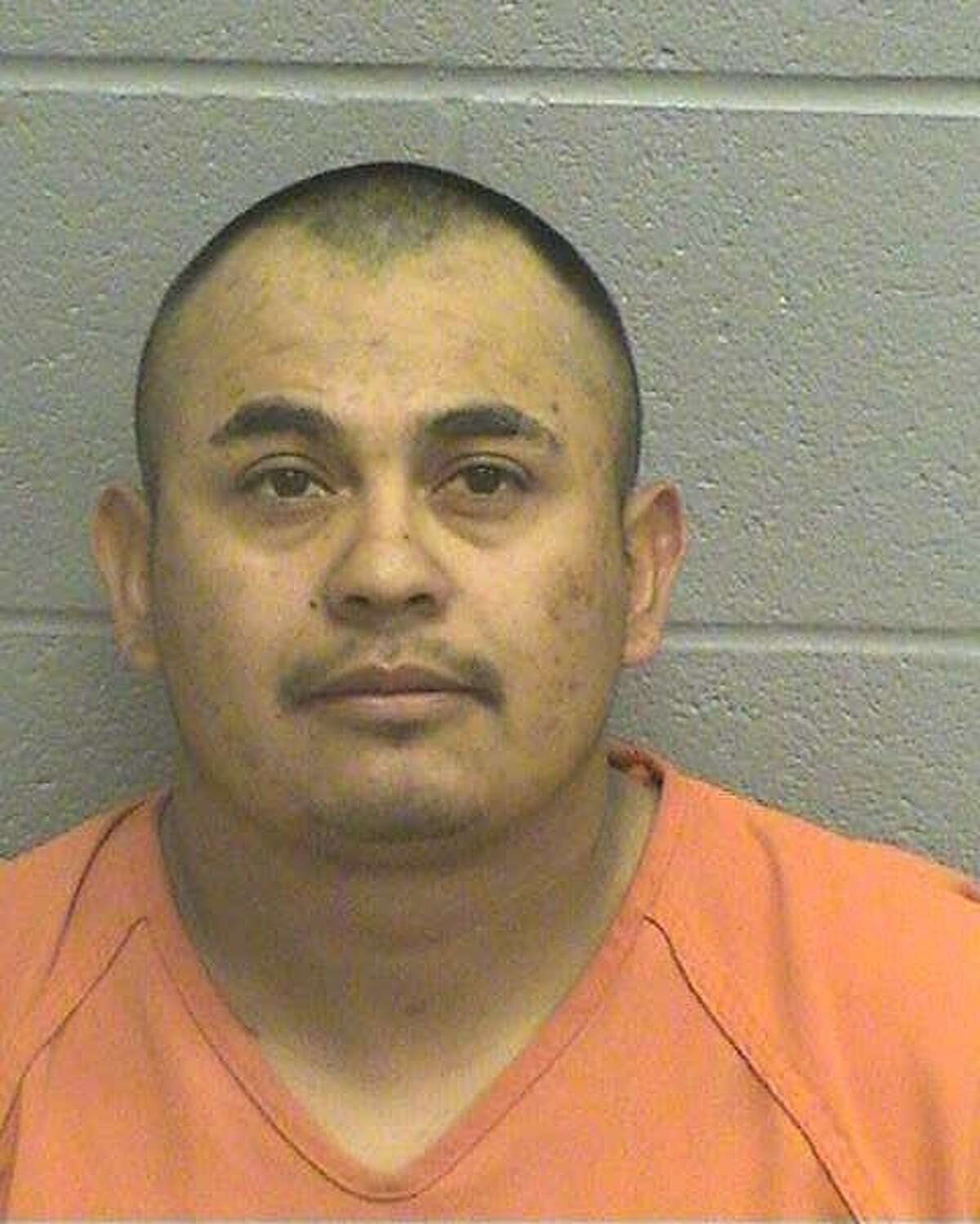 Urieal Atayde has been arrested by the Midland County Sheriff's Office as part of an alleged Texas cockfighting ring. (Source: Midland County Sheriff's Office)