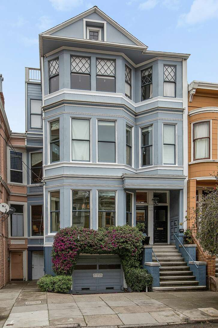 1626 Grove St. is a three-bedroom unit set inside a grand Edwardian in NoPa.