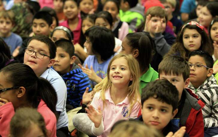 Perhaps a way to strength safety measures for our most vulnerable population could be by making gun safety part of the elementary, middle school and high school curriculums in Texas public schools, along with math, science and social studies. ( Karen Warren / Houston Chronicle )