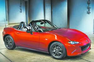 Mazda's MX-5 Miata redesign for 2016 makes it lighter, nimbler, better looking - Photo