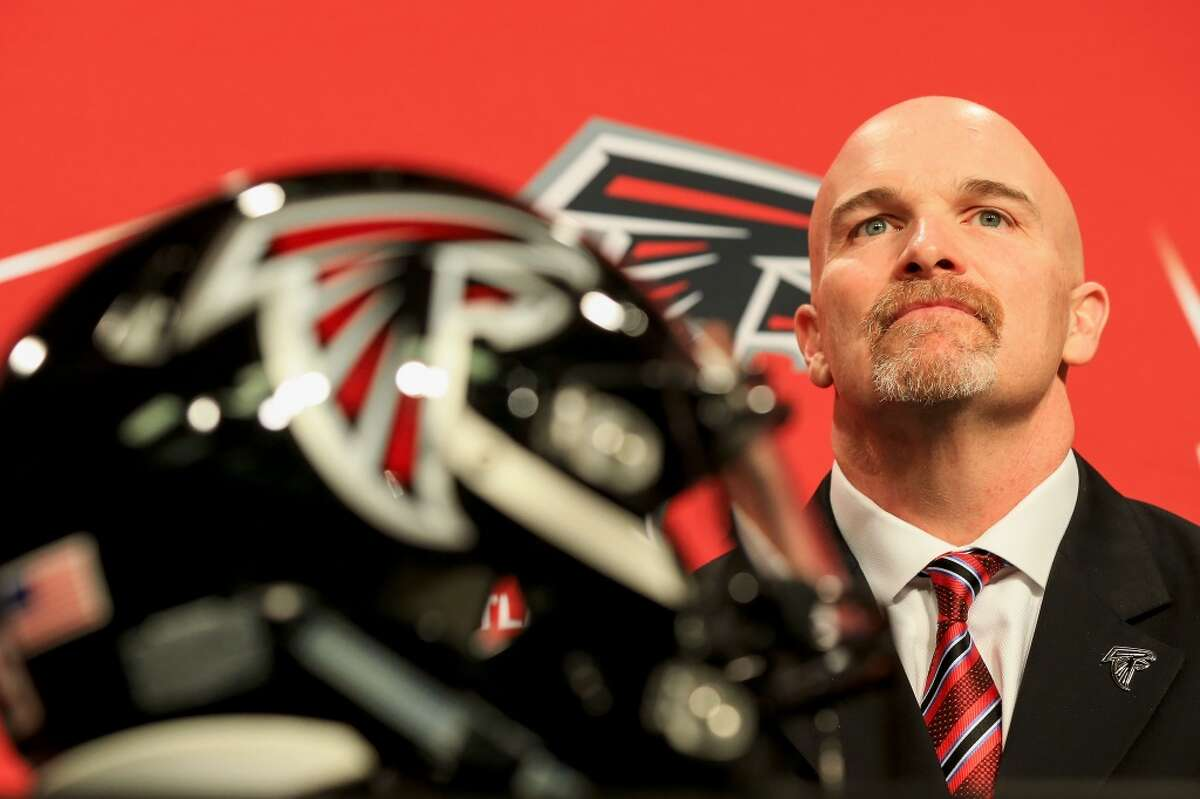 Dan Quinn, Falcons: B- He would've been coach of the year if the award was voted on in Week 6 after the Falcons' 5-0 start. But they then swooned before finishing 8-8. Quinn still has some work to do in Atlanta, but his team showed more toughness than previous Falcons squads who folded.