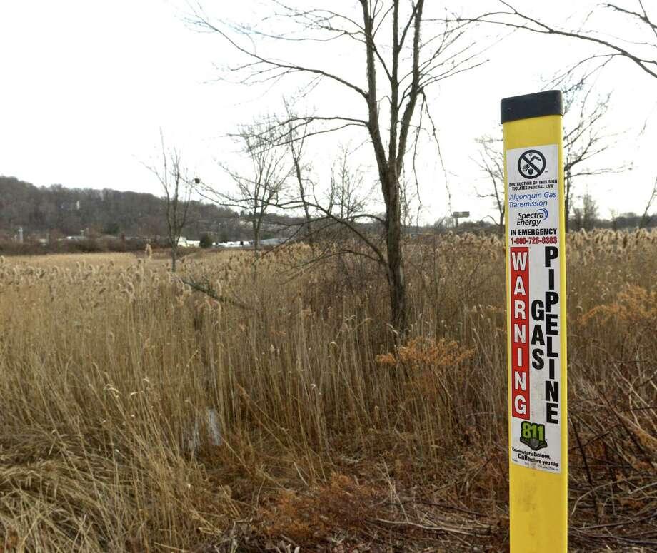 Energy company seeks Danbury land for gas pipeline