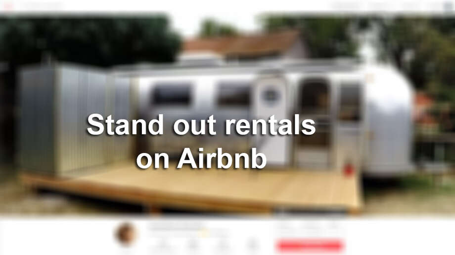 See some of San Antonio's most unique rentals on Airbnb.