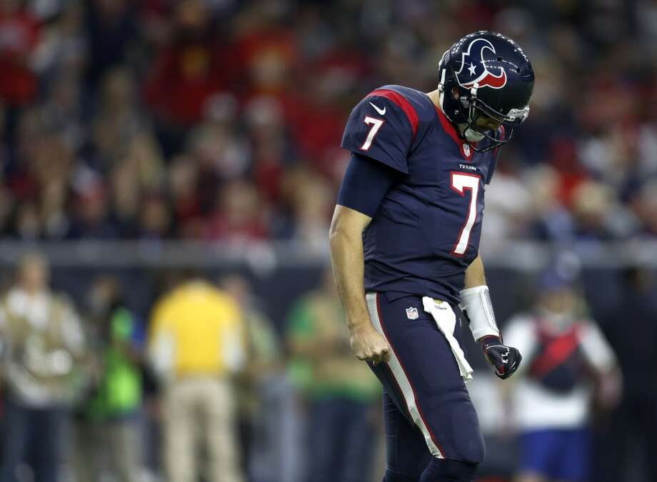 Brian Hoyer, quarterbackHe finished the regular season with a 5-4 record, 19 touchdowns, seven interceptions and a career-high 91.4 rating. Photo: Karen Warren, Houston Chronicle