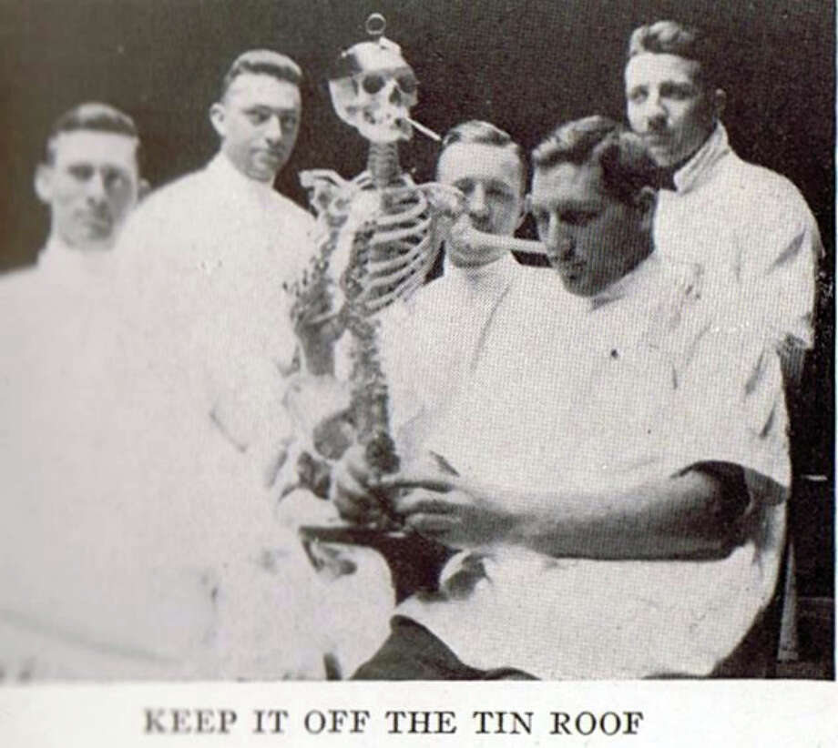 1918 Cal yearbook offers snapshot of forgotten campus life