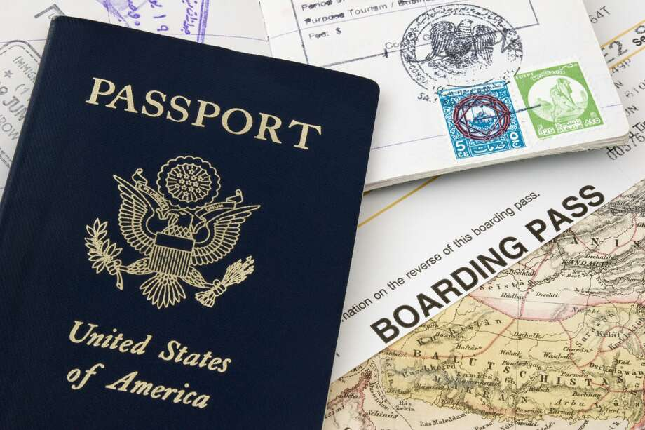 A passport fair will be held July 26 at Bush Intercontinental Airport. Photo: Getty Images