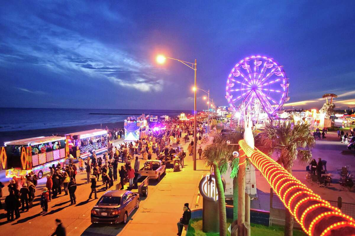 The 108th celebration of Mardi Gras Galveston is set for Feb. 22-March 5 and is expected to bring between 350,000 to 400,00 people to the island.