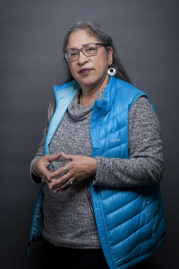 Luisa Buada, RN, MPH Chief Executive Officer of the South County Community Health Center, Inc. Ravenswood Family Health Center is seen on Wednesday, Jan. 27, 2016 in San Francisco, Calif. Photo: Peter DaSilva, Special To The Chronicle