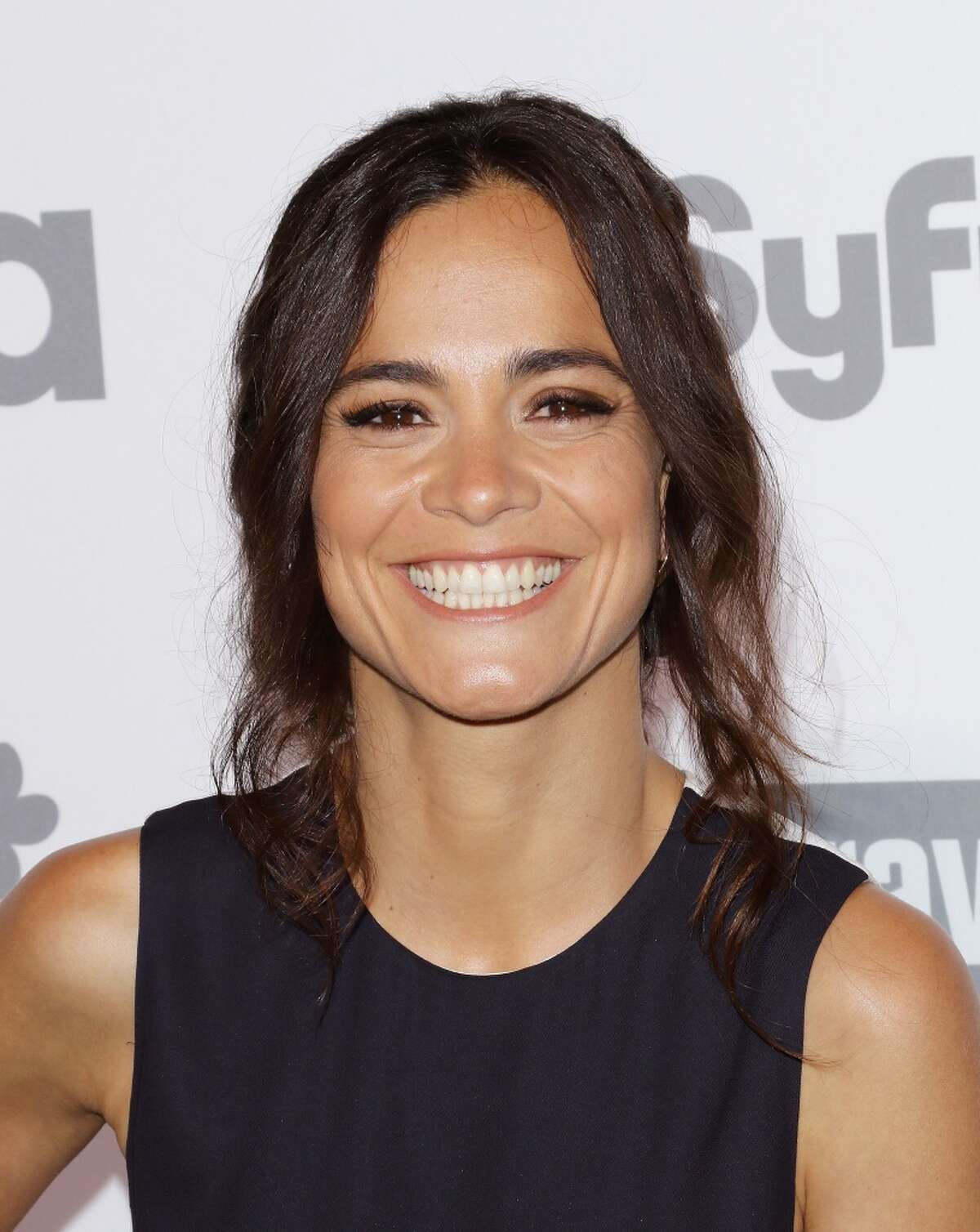 Alice Braga plays a narco leader in the show based on the narconovela