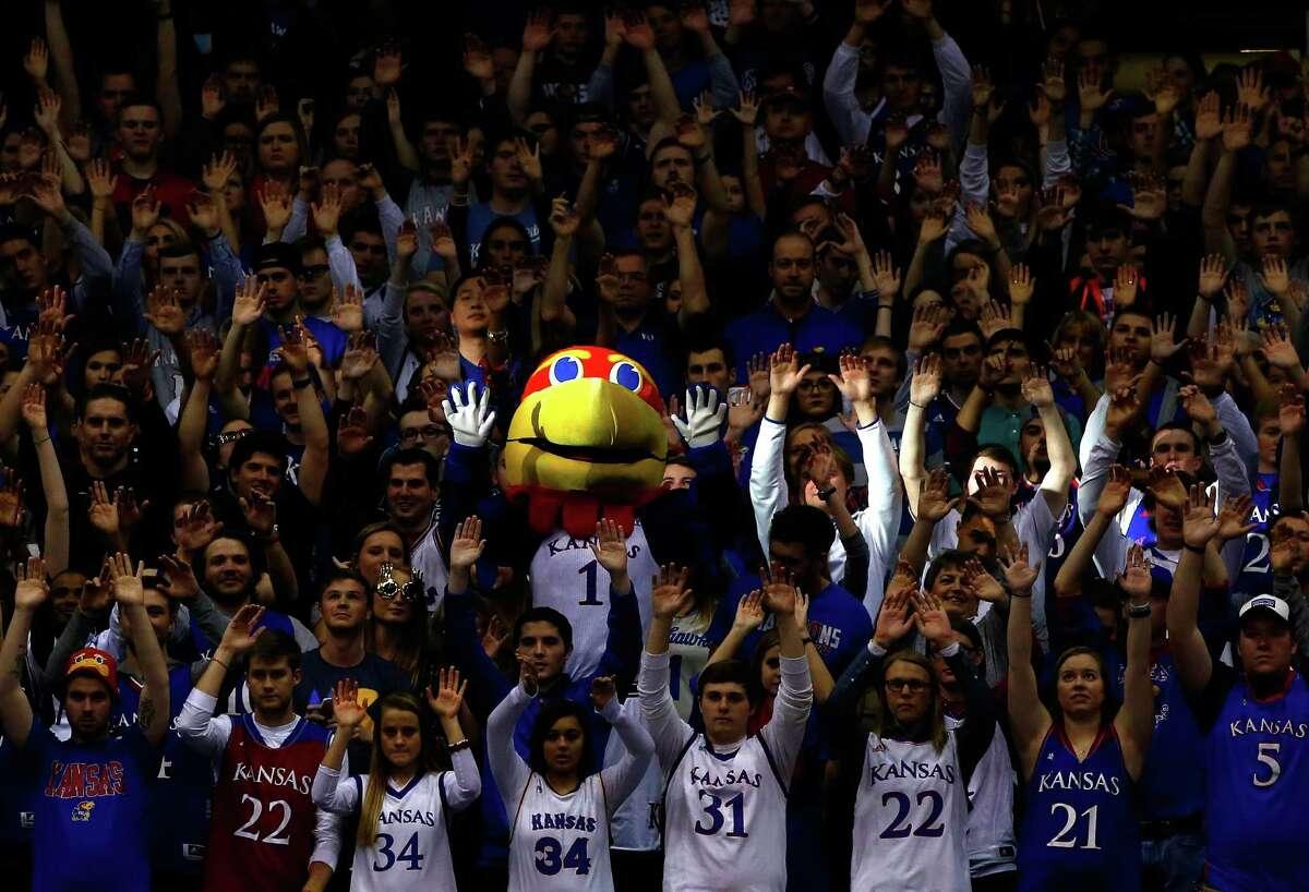 No. 10 Kansas Amount raised: $28,934,681