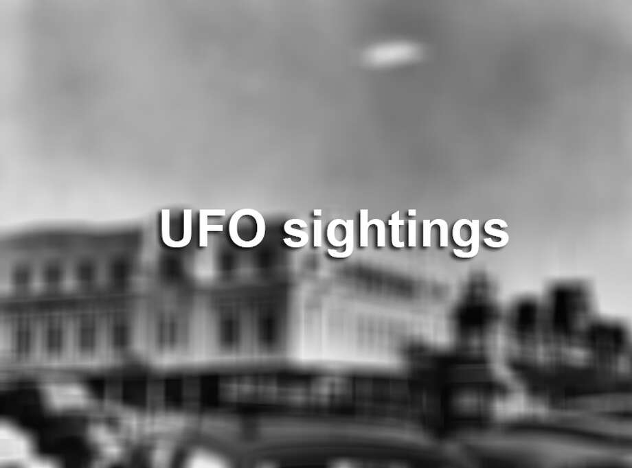 Click through the slideshow to learn more about UFO sightings across the world.
