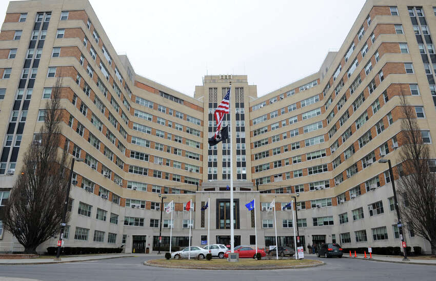Exterior of the Stratton VA Medical Center on Monday March 11, 2013 in Albany, N.Y. (Lori Van Buren / Times Union)