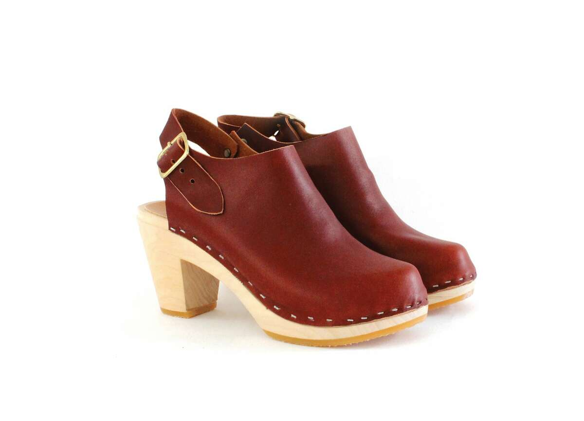 Bryr Clogs is a San Francisco brand founded and designed by Britain-born Isobel Schofield. Credit: Bryr