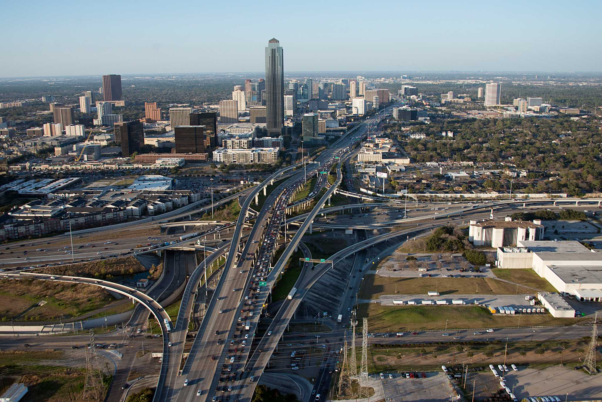 State Funds To Target 3 Houston Freeway Trouble Spots