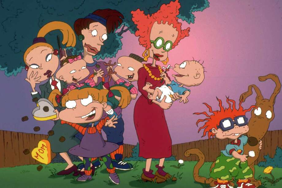 A Still From The Nickelodeon Show Rugrats