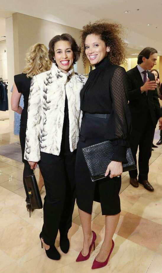 Crystal Wright and Shonte Byrd Photo: Jon Shapley, Houston Chronicle / © 2015  Houston Chronicle