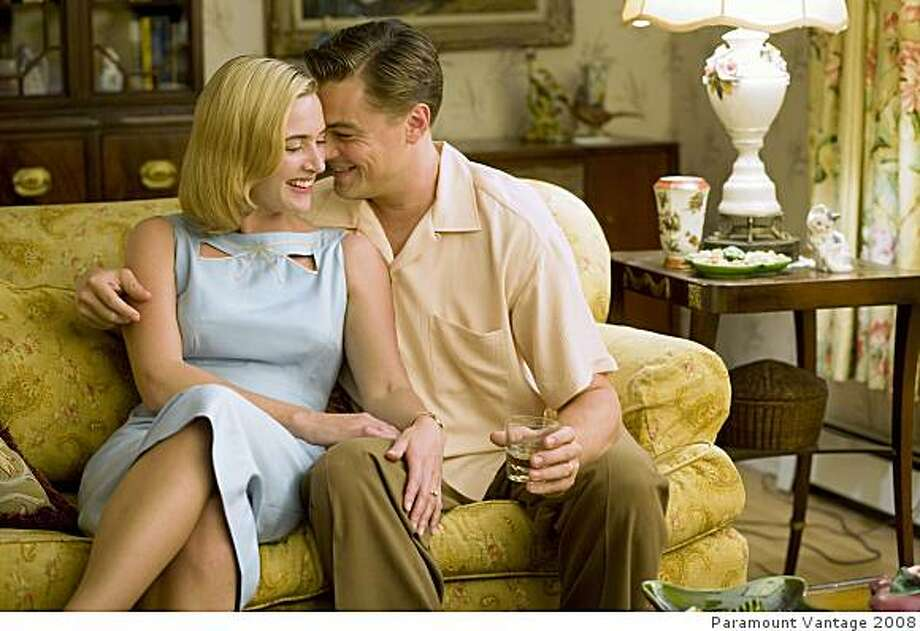 Revolutionary Road (2008)Available on Hulu and Amazon January 1A young couple living in a Connecticut suburb during the mid-1950s struggle to come to terms with their personal problems while trying to raise their two children.