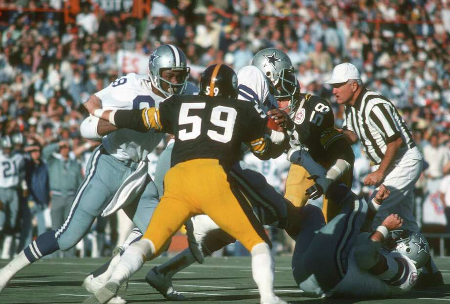 Here's how life was like in 1976, the last time a Democrat took Texas in a presidential election...The Pittsburgh Steelers won the Super Bowl, the Boston Celtics won the NBA Championship and the Cincinnati Reds won the World Series. Photo: Focus On Sport, Getty Images / 1976 Focus on Sport