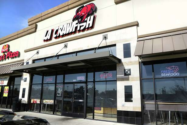 LA Crawfish is tucked into a strip mall on Culebra, outside Loop 1604 in the Alamo Ranch area.