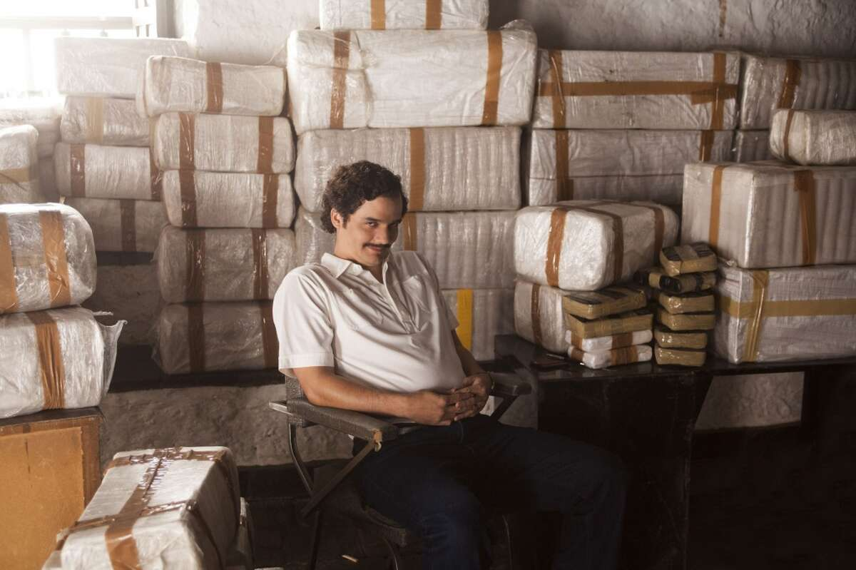 Narcos - Netflix This is the story of notorious drug kingpin Pablo Escobar as told through the narcotics agents tasked with bringing him down. Fast-paced and exciting, Narcos features some great performances and manages to make the violent Escobar (somewhat) sympathetic.