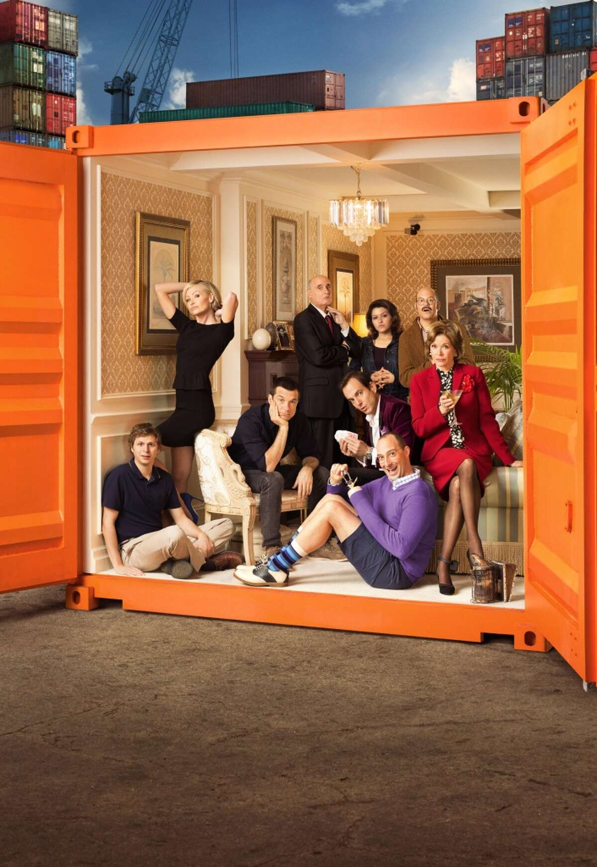 Arrested Development: Tuesday, May 29 The Bluth family are back together, and finally getting the award they think they deserve - for family of the year. A development which will help Lindsay as she begins her campaign for Congress, to become 'part of the problem'. But whatever happens, Michael will always come back to save the family. Probably. (Netflix)