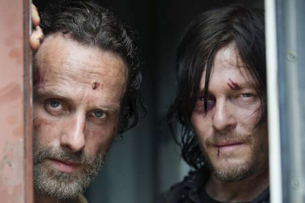 The Walking Dead   -  Netflix   Gory, unrelenting and often heartbreaking,  The Walking Dead  is the most popular show on cable television for a reason. Catch up with the first five seasons on Netflix, but don't blame me if you can't shake the nightmares.