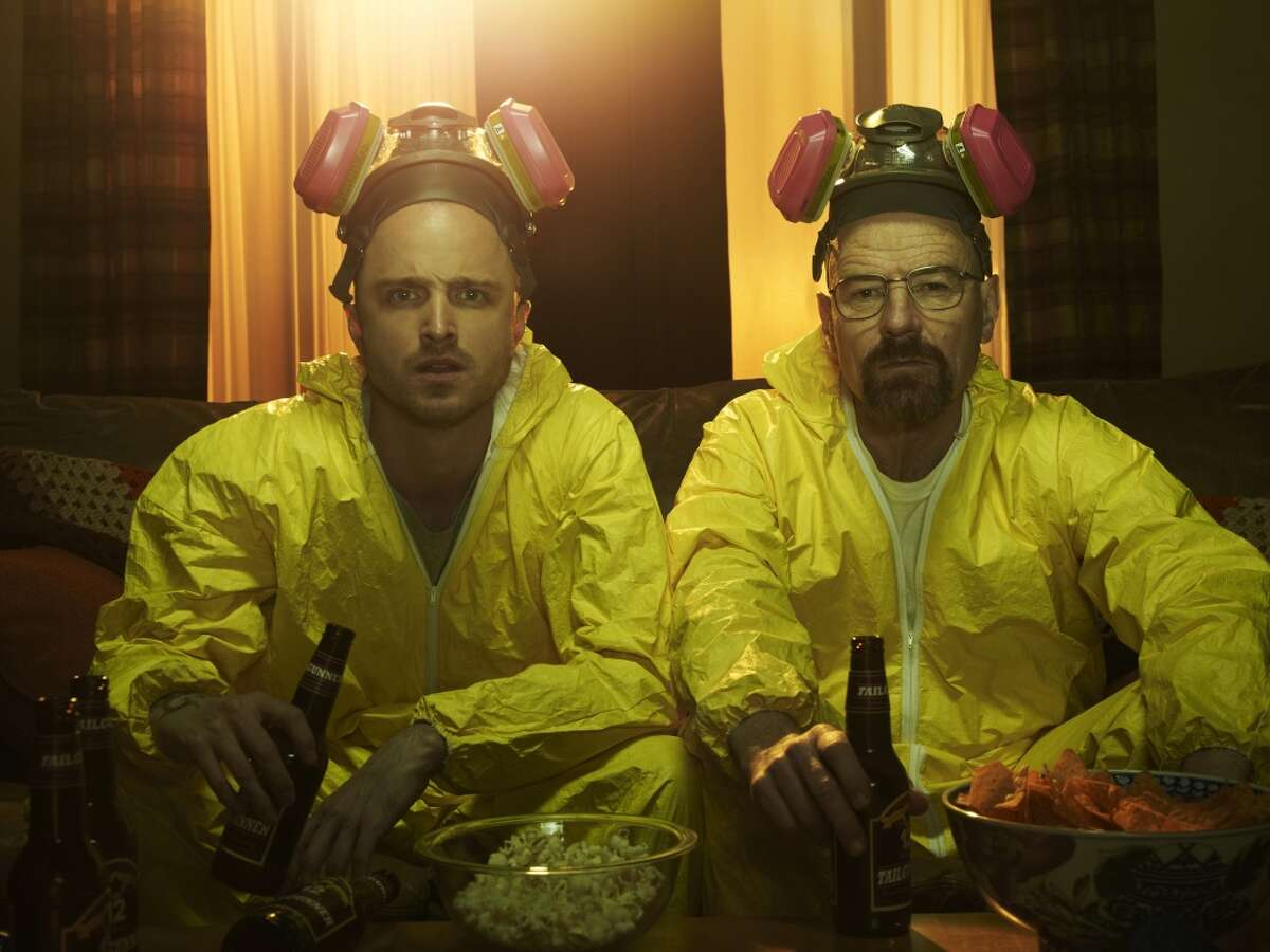 Breaking Bad (Netflix): There's an argument to be made that