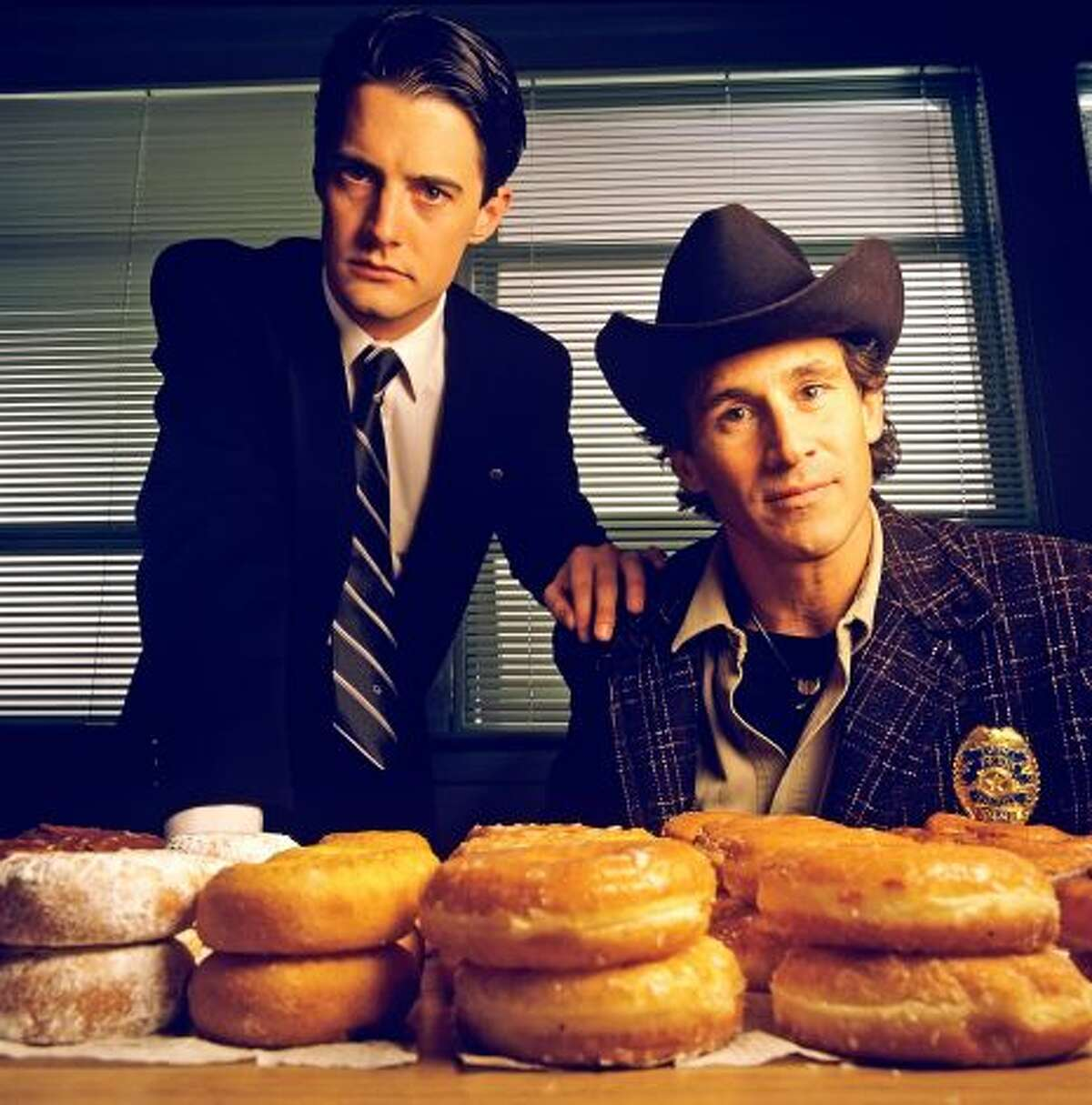 Twin Peaks Showtime brought back David Lynch's surreal mystery drama, Twin Peaks in 2017. The first two original seasons of the show mystified and captivated America back in the early 90s.