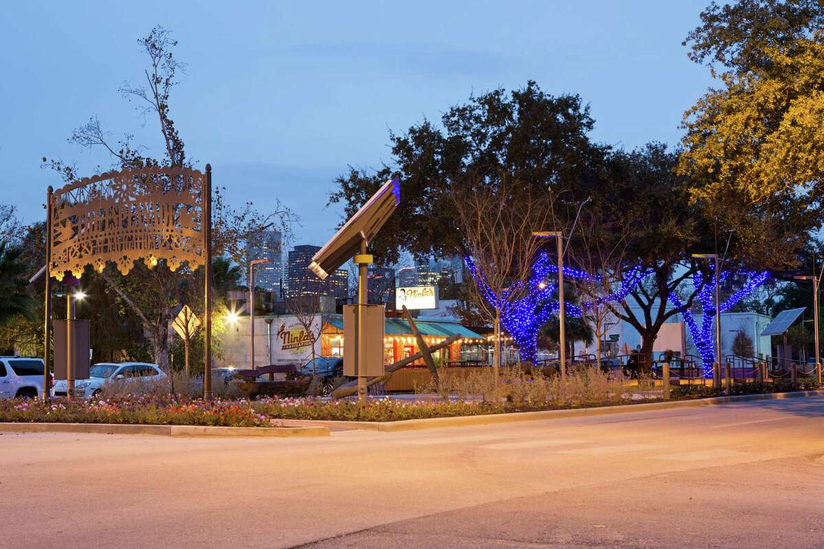 The Navigation Esplanade by Greater East End Management District is a finalist in the urban open space category for the Urban Land Institute's Development of Distinction awards.