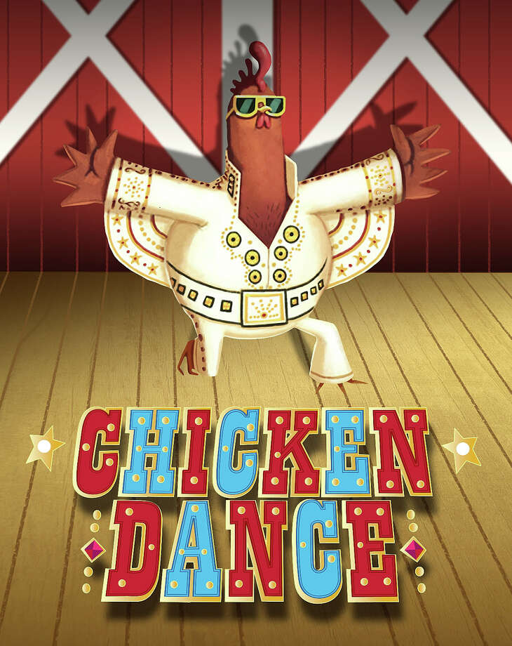 """""""Chicken Dance,"""" a musical in Family Festivities Series at the Westport Country Playhouse, will be staged Jan. 31 at the theater. Photo: Contributed / Contributed Photo / Westport News"""