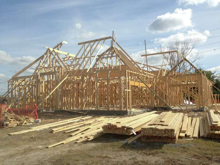 The value of residential construction starts in the Houston area dropped by 18 percent in December compared with a year earlier, according to Dodge Data & Analytics.