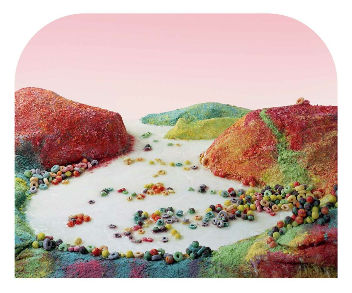 """Barbara Ciurej and Lindsay Lochman's """"Fruit Loops Landscape"""" is among works that will be on view during FotoFest 2016."""