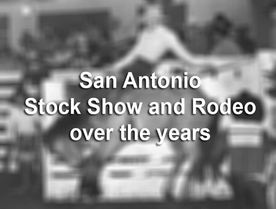 We've rounded up the best photos from the San Antonio Stock Show & Rodeo.