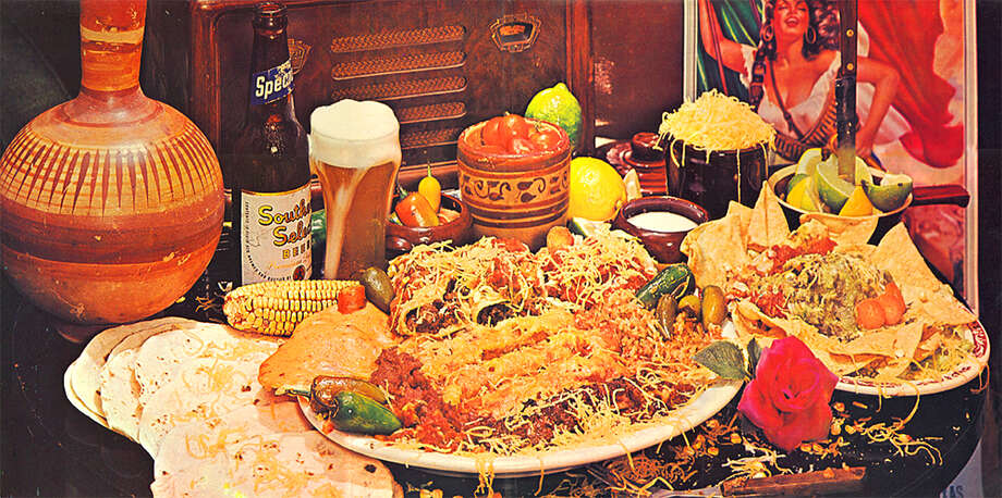"An Austin BBQ maven named Tom Micklethwait has recreated the iconic Tex-Mex spread seen inside the vinyl gatefold of the classic ZZ Top album ""Tres Hombres"" for a short film."