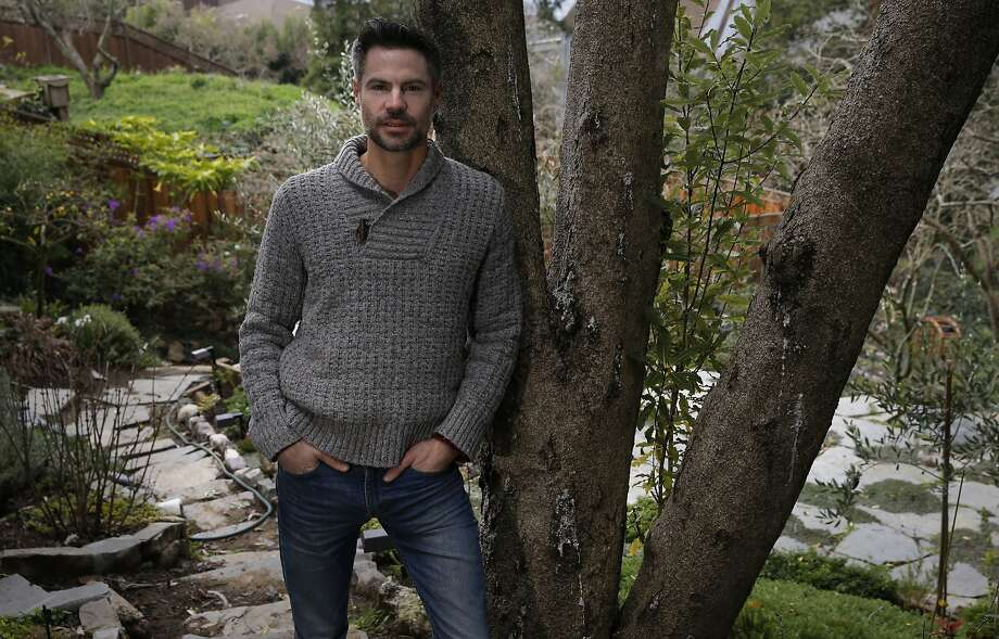 Michael Shellenberger at his Berkley home on Thurs. January 28, 2016, in Berkeley, Calif. Shellenberger is the co-founder of an environmentalist group that is banding together to save the Diablo Canyon Nuclear power plant from shutting down. Photo: Michael Macor, The Chronicle