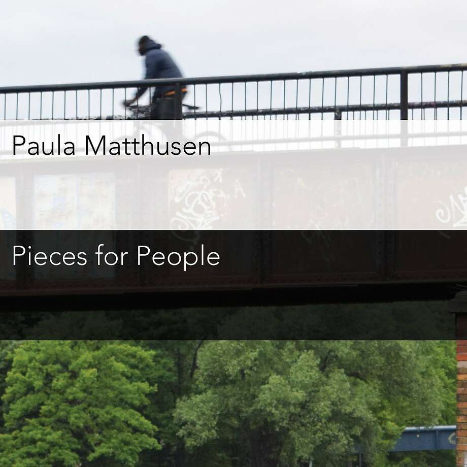 "Paula Matthusen, ""Pieces for People"" Photo: Innova Records"