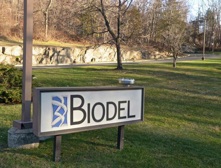 Biodel headquarters at 100 Saw Mill Road, in Danbury, Conn. Photo: H John Voorhees III / Hearst Connecticut Media / The News-Times