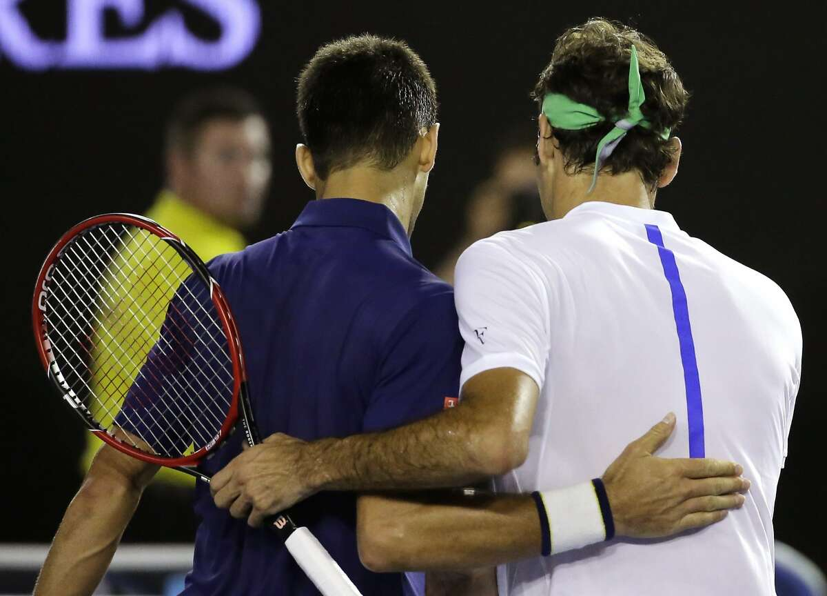 Novak Djokovic Serena Williams Stay On Course To Defend Titles