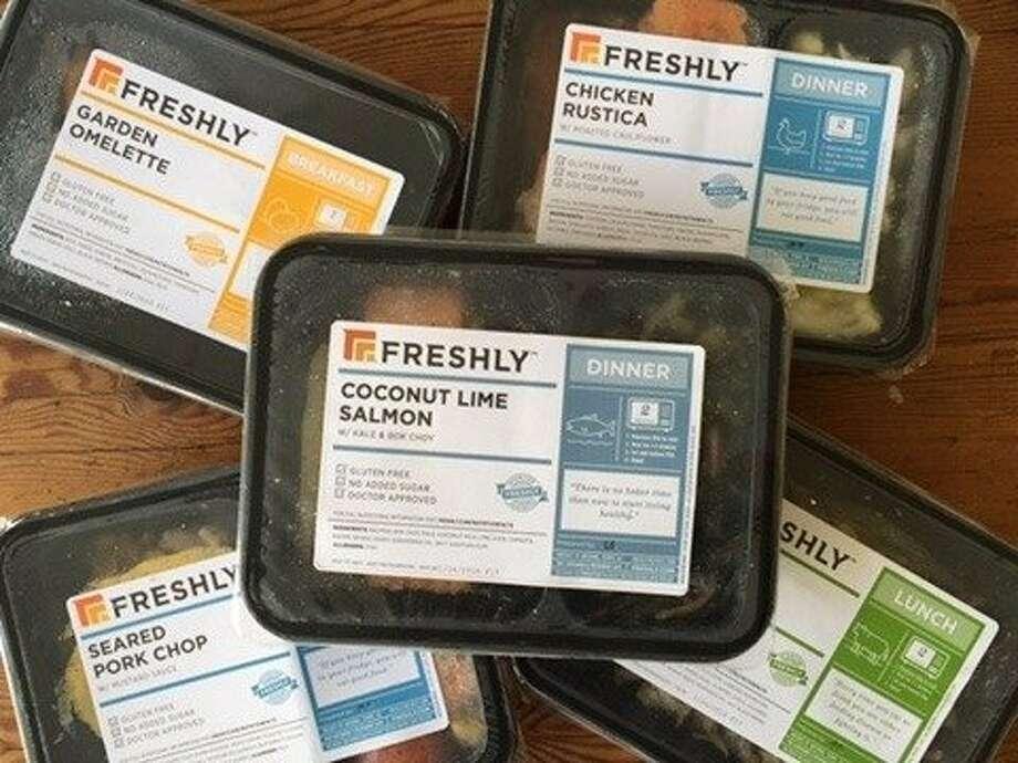 Paleo frozen meals from Freshly. Photo: Amanda Gold