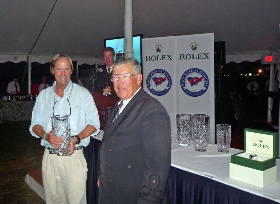 Norwalk's Steve Benjamin is U.S. Sailing's Rolex Yachtsman of the Year for 2015. Photo: Contributed Photo / Contributed Photo / Stamford Advocate Contributed